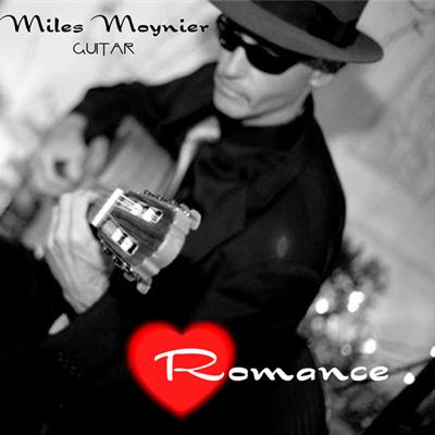 Miles Moynier Romance CD