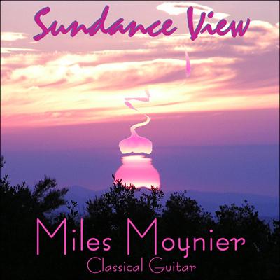 Miles Moynier Sundance CD